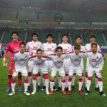 2019JリーグYBCルヴァンカップ グループステージ第1節 大分トリニータvsセレッソ大阪(AWAY)