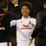 2019JリーグYBCルヴァンカップ グループステージ第5節 名古屋グランパスvsセレッソ大阪(AWAY)