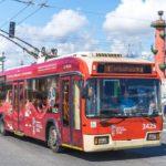 2018FIFAワールドカップ サンクトペテルブルクでも無料シャトルバスを運行!