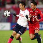 2018 J1リーグ 第31節 鹿島アントラーズ vs セレッソ大阪(AWAY)
