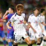 2017J1リーグ 第25節 FC東京 vs セレッソ大阪(AWAY)