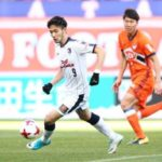 2017 J1リーグ 第34節 アルビレックス新潟 vs セレッソ大阪(AWAY)