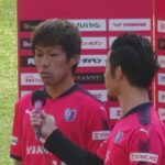 2017 J1リーグ 第5節 セレッソ大阪vs 横浜Fマリノス