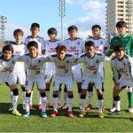 2017 J3リーグ 第31節 ブラウブリッツ秋田 vs セレッソ大阪U23(AWAY)