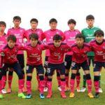 2017 J3リーグ 第33節 グルージャ盛岡 vs セレッソ大阪U23(AWAY)