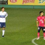 2017JリーグYBCルヴァンカップ 第1節 セレッソ大阪 vs 横浜Fマリノス