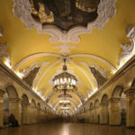 2018FIFAワールドカップ ロシア 開催都市情報(モスクワ)地下鉄・鉄道駅