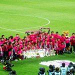 第97回 天皇杯 全日本サッカー選手権 決勝 セレッソ大阪 vs 横浜Fマリノス