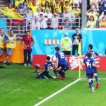 2018FIFAワールドカップ コロンビアvs日本(@サランスク)観戦記