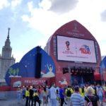 2018FIFAワールドカップ モスクワのFAN FESTはUniversitet駅からアクセスが便利