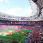 2018FIFAワールドカップ ポルトガルvsモロッコ(@ルジニキ)観戦記