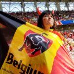 2018FIFAワールドカップ ベルギーvsチュニジア(@スパルタク)観戦記