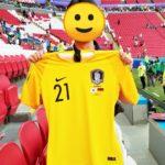 2018FIFAワールドカップ 韓国vsドイツ(@カザン)観戦記:キム・ジンヒョン選手中心の目線