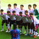 2018 J3リーグ 第34節 ガンバ大阪U23 vs セレッソ大阪U23 (AWAY)