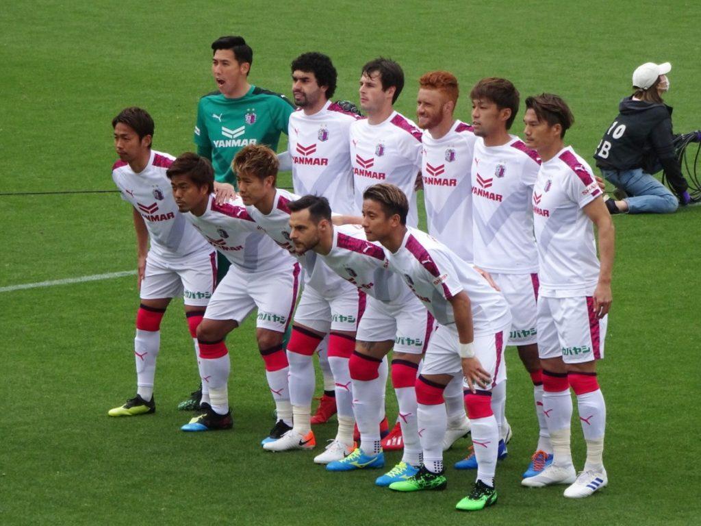 2019 J1リーグ 第8節 清水エスパルスvsセレッソ大阪(AWAY)