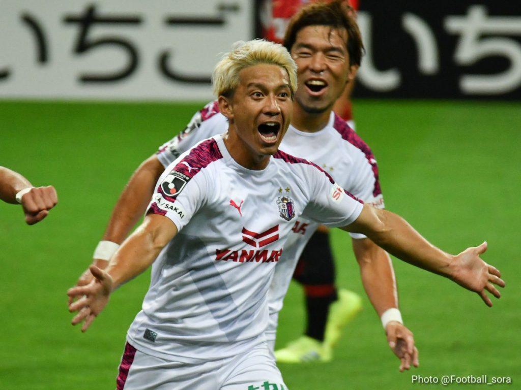 2019 J1リーグ 第26節 浦和レッズ vs セレッソ大阪(AWAY)