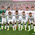 2017 J1リーグ 第6節 鹿島アントラーズ vs セレッソ大阪(AWAY)