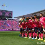 2017J1リーグ 第7節 セレッソ大阪 vs ガンバ大阪