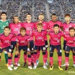 2017J1リーグ 第23節 ジュビロ磐田 vs セレッソ大阪(AWAY)
