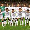 2017JリーグYBCルヴァンカップ 準々決勝 第2戦 浦和レッズ vs セレッソ大阪(AWAY)