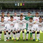 2017JリーグYBCルヴァンカップ 準決勝 第2戦 ガンバ大阪 vs セレッソ大阪(AWAY)