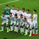 2017 J1リーグ 第32節 横浜Fマリノス vs セレッソ大阪(AWAY)