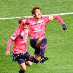 2021J1リーグ第3節 セレッソ大阪 vs 清水エスパルス
