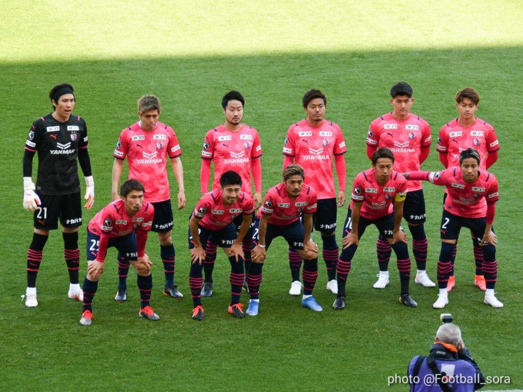 2021J1リーグ第9節 セレッソ大阪vsアビスパ福岡