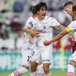 2021J1リーグ第14節 ヴィッセル神戸vsセレッソ大阪(AWAY)