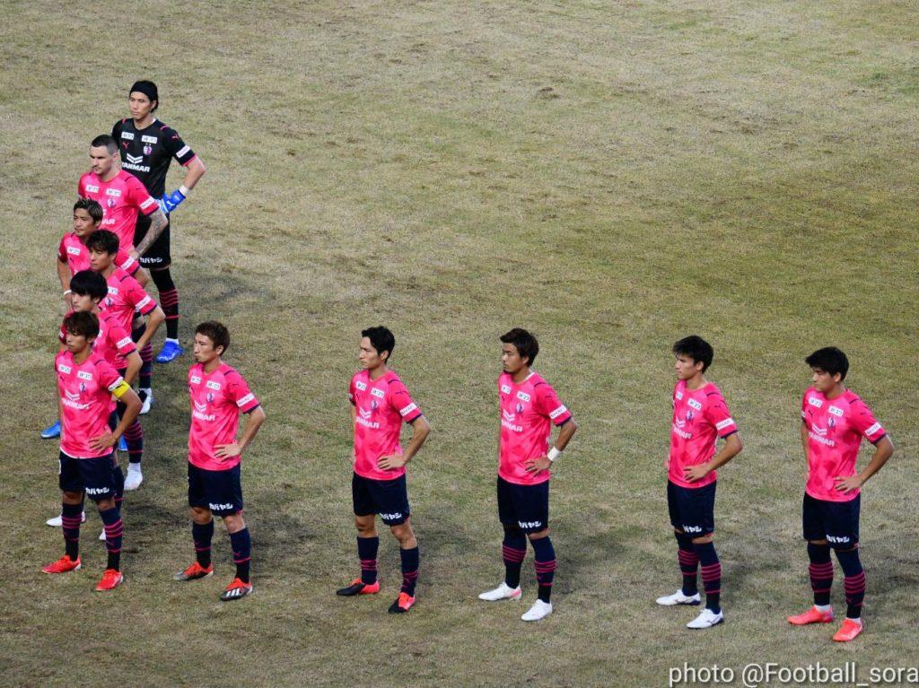 2021J1リーグ第21節 セレッソ大阪vsFC東京