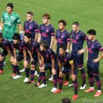 2021J1リーグ第23節 セレッソ大阪vsベガルタ仙台