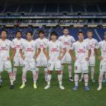 2021JリーグYBCルヴァンカップ準々決勝 第2戦 ガンバ大阪vsセレッソ大阪(AWAY)